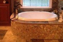 Custom Master Bath Spa in Alpharetta, GA / A custom Master Bath Spa Retreat in Alpharetta, GA