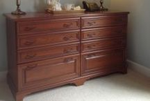 Custom Furniture  / Custom cabinetry can be used as custom furniture pieces.