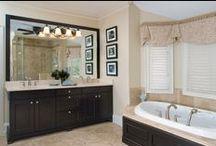 Traditional Spa Like Master Bath in Lake Lanier, GA / Traditional Spa Like Master Bath in Lake Lanier, GA