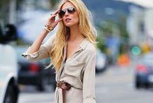 Style File / Fashion inspirations / Inspiracje modowe