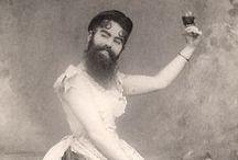 { Freaks } / Freaks / Fenomeni da baraccone / Foto Vintage / Circo.