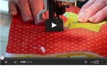 Quilting How to Videos / Amazing Videos on all things quilting. Sit back with a cuppa relax and learn.