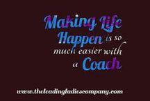 Coaching / http://www.theleadingladiescompany.com/