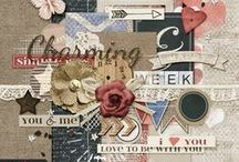 Digikits / by Steampunk Cards