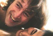 John Lennon by Annie Leibovitz