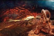 Segni zodiacali / Fantastiche Opere di HP Kolb: I segni zodiacali