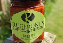 Rugeronis / General food related things that are associated with Rugeronis