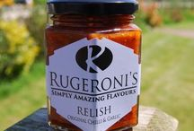 Rugeronis range of Amazing products / These are just some of the products Rugeroni's are and will be making