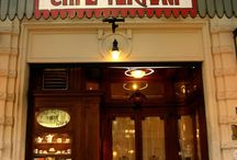 Rugeroni's favourite restaurants and bars