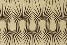 + pattern + / Repetitive geometric and hand-drawn pattern