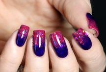 Nail Art / nail art, nail polish, tutorials and inspo