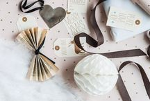 Paper goods & Packaging / by maddox and klaus
