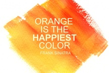 orange things are magical !!!!! / by L.D. Ashworth