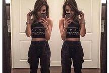 F A S H I O N I S T A ♛ ♡ / My personal favorite looks / by K r y s t a l A m b e r ♡