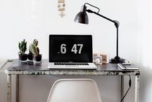 Office / by maddox and klaus