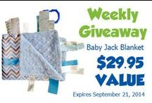 Weekly Giveaways / Enter eSpecial Needs' Weekly Giveaway here, http://www.especialneeds.com/weekly-giveaway.php to win an adaptive product. A winner will be chosen on the following Monday and be notified of their winnings. / by eSpecial Needs