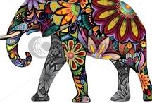 Elephants / by Traci Brown
