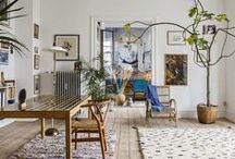 Interiors / Pretty Indoor Spaces / by Olivia Bartz