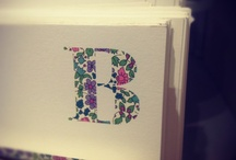 Stationery love / by Ella Johnston Art/ Ella's place