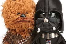 Star Wars / Never too old or young to appreciate.