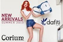 Corium / Encontrá en Dafiti la colección más completa de carteras Corium / by Dafiti Argentina