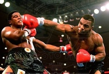 Boxing is like jazz. / The better it is, the less people appreciate it. --George Foreman. / by L. A.