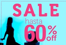 Sale 60% Off / by Dafiti Argentina