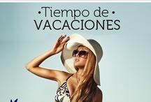 ¡Tiempo de Vacaciones! / by Dafiti Argentina