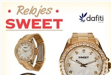 Relojes Sweet / by Dafiti Argentina