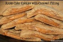 Food ~ One Smart Cookie! / All kinds of cookie recipes & ideas! / by Susan Berry