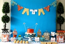 Baby Shower Ideas / by Pearl Boon