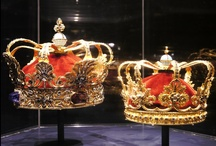 Royal jewels and crowns
