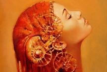 Artist      Karol Bak / Painter ,illustrater ,and a grafic designer. He is born in 1961 in Poland.