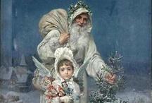 Christmas....kerstmis ;vintage