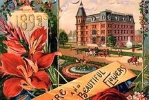 art vintage cards