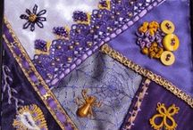 Crazy Quilts / by CraftsCrazy