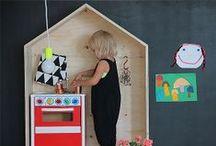 חדרי ילדים / חדרים מקסימים לילדים גדולים וקטנים