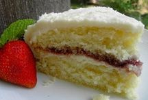 Vegan Awesome Cakes! / Dairy and animal free cakes! / by Sherie Lynn Betances-Vela
