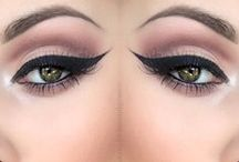 I've Got My Eyes On You ♡ / Amazing eye make-up looks. / by K r y s t a l A m b e r ♡
