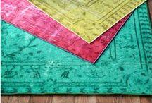טקסטיל / כל מה שצריך בשביל להלביש את הבית - בדים, כריות, וילונות ושטיחים