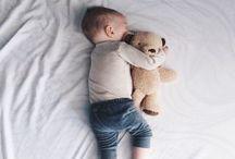 < my tiny human >