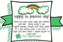 St Patricks Day Like a Cherry / everything lucky, rainbows, leprechauns & irish :)