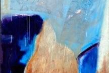 Dekorationsbilder / Etna Marx malt auch dekorative Bilder, die mit ihrer Farb- und Strahlkraft besondere Akzente in Ihrem Zuhause und an Ihrem Arbeitsplatz setzen.