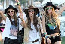 Coachella/Music Fest Style