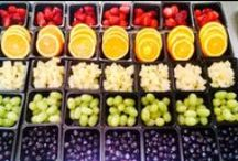 School FRUITS That Rock / FRUIT TIPS ... so many options, so much deliciousness!