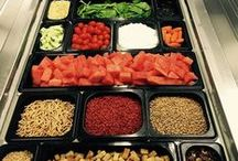 School SALAD BARS That Rock / Salad bars serve rainbows of nutrition across the USA ... every day