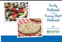 School RECIPES That Rock / Delicious sources and standardized recipes for feeding kids at school