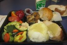 School THANKSGIVING MEALS That Rock / Delicious Thanksgiving meals served to students, families and staff