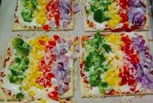 School PIZZA That Rocks / Kids love pizza for breakfast, lunch, snack or supper ... and schools are making some delish, nutrish pizzas for their customers