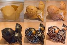 SCULPTURE: 3D Worbla